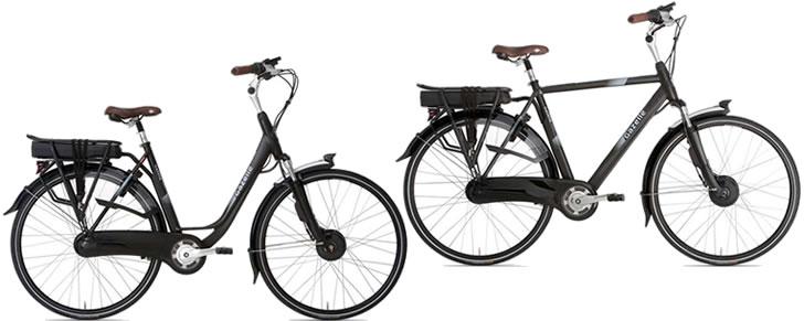 Gazelle Orange C7 HFP e-bike dames en heren model