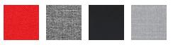 voorbeeld van de kleuren van de Stokke Xplory Black