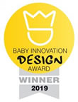 winnaar Baby Innovation Award categorie Design 2019 Quinny Hubb
