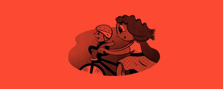 E-bikes geschikt voor kinderzitje voor