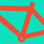 frame van een fiets