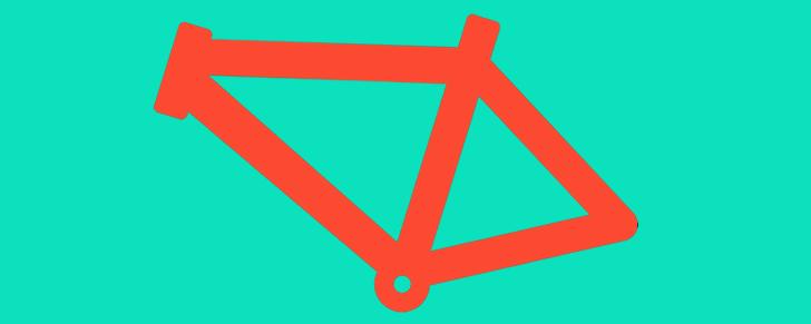 Framemaat elektrische fiets berekenen