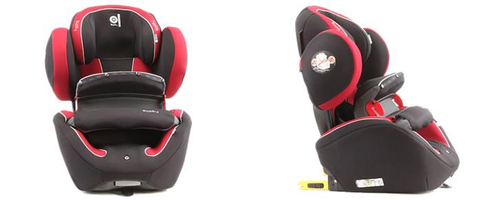 Nieuw Kiddy Phoenixfix Pro 2 in Top 10 Beste autostoeltjes OO-79