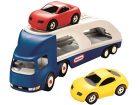 voertuig cadeau tip peuters Grote transport vrachtwagen Little Tikes