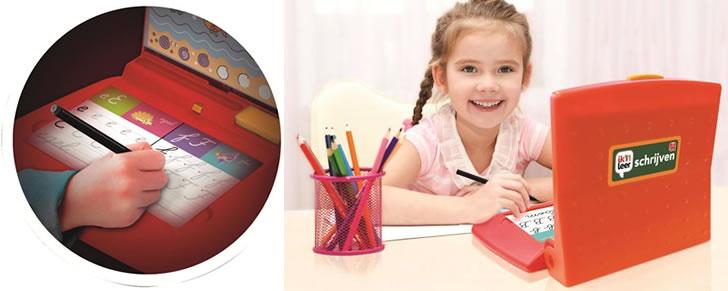 Cadeau tip leren schrijven kleuters 4 - 6 jaar