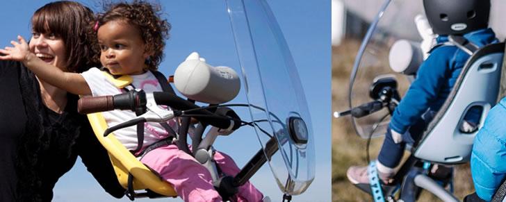 MG Yepp Mini - Thule Yepp Nexxt Mini voorzitjes met slaaprol in Top 10 Beste fietsstoeltjes voor