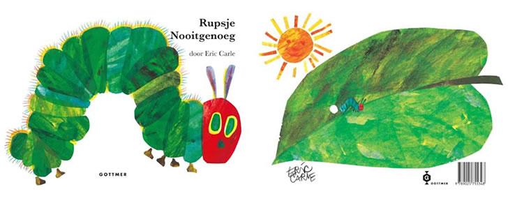 Rupsje Nooitgenoeg boek cadeau tip peuters 2 - 4 jaar