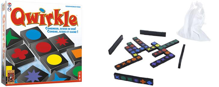 Voorbeeld Qwirkle spel in Top 10 Beste cadeaus tieners 2017