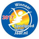 Winnaar Speelgoed van het Jaar 2017 logo