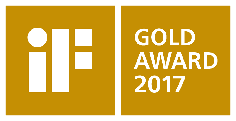 World Design Guide Gold Award 2017 Thule Yepp Nexxt Maxi
