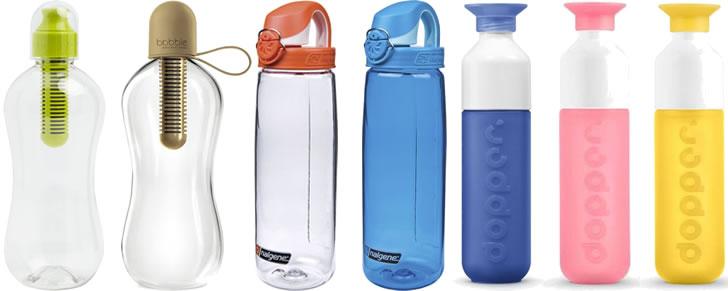 herbruikbare waterflessen beste cadeau 10 euro volwassenen