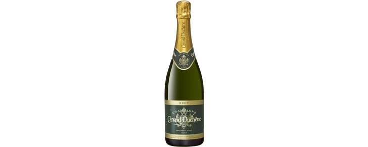 Top10 beste champagnes 2017 Canard-Duchêne Brut 75CL