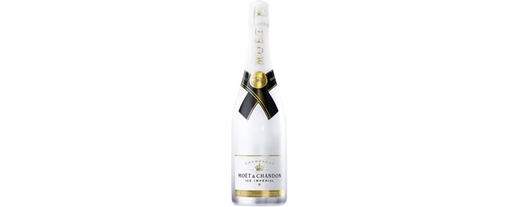 Top10 beste champagnes 2017 Moët & Chandon Ice Imperial 75CL