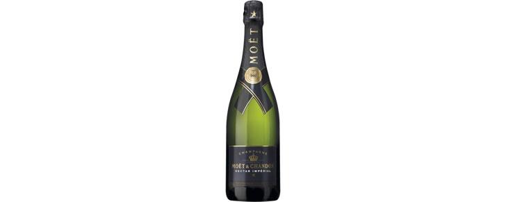 top10 beste champagnes 2017 Moët & Chandon Nectar Impérial 75CL