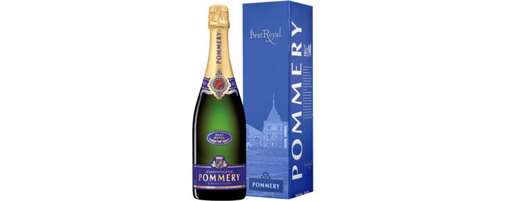 Top 10 beste champagnes 2017 Pommery Brut Royal 75CL