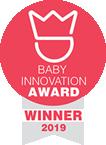 winnaar Baby Innovation Award 2019