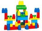 zelf bouwen cadeau tip peuters Mega Bloks First Builders 60 Maxi blokken met tas