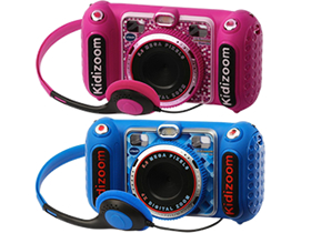 Meer over de Kidizoom Duo DX foto- en filmcamera voor kleuters