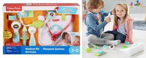 Speelgoed doktersset in Top 10 Beste cadeaus peuters