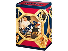 Constructiespeelgoed in Top 10 Beste cadeaus kleuters 4 - 6 jaar: Kapla plankjes