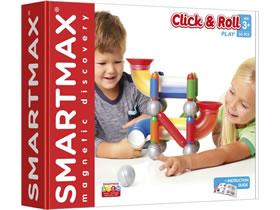 Magnetisch speelgoed peuters SmartMax Click & Roll