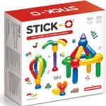 Magnetisch speelgoed peuters Stick-O Basisset 30 delig