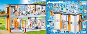 Playmobil City Life Groot Ziekenhuis met inrichting 70190 in Top 10 Beste cadeaus kleuters