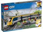 LEGO speelgoed cadeau tip kleuters LEGO City Passagierstrein