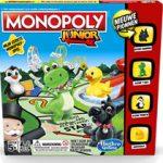 Bordspel tip kleuters Monopoly Junior in Top 10 Beste Cadeaus Kleuters