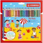 Meer over STABILO Trio Dik kleurpotloden