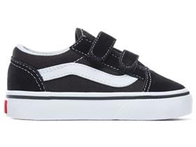 Top 10 Beste Babyschoenen -en sneakers harde zool - Vans Old Skool V Peuterschoen