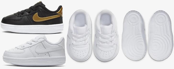 Nike Force 1 Crib Bootie voor baby's maat 16- 19,5 kopen