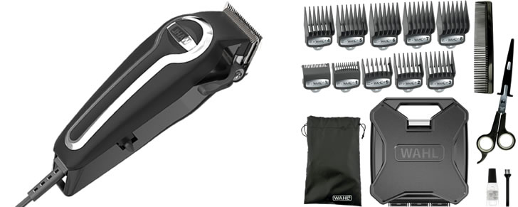 Wahl Elite Pro Clipper tondeuse met snoer in Top 10 Tondeuses hoofdhaar