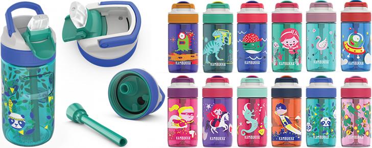 Kambukka Kids Lagoon 400 mL drinkfles kopen