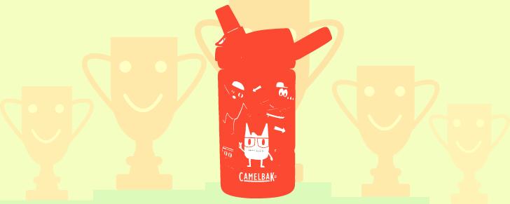 Selectie Top 10 Beste drinkflessen voor kinderen