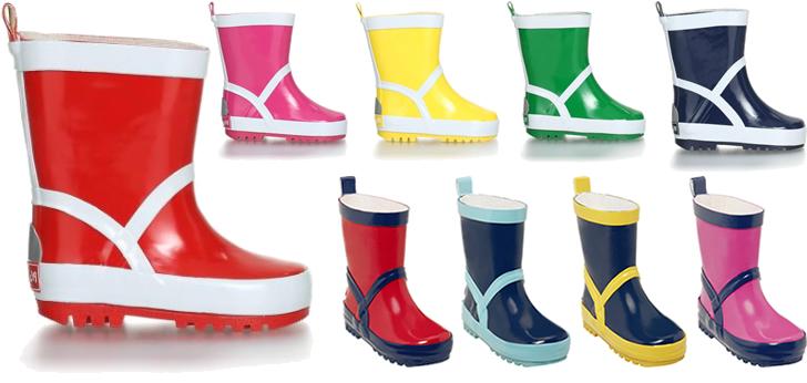 Playshoes Uni regenlaarzen kopen