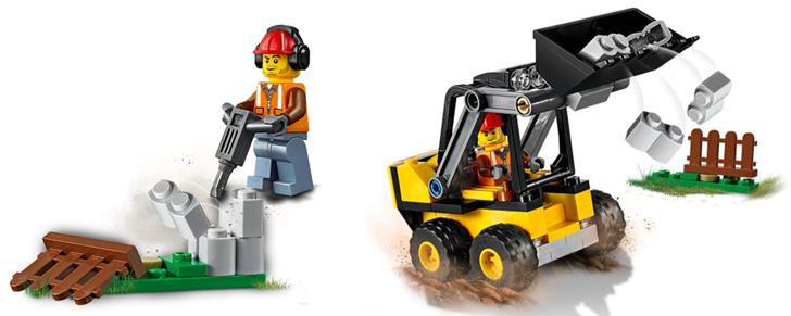 LEGO City Bouwlader kopen