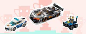 Selectie Top 10 Beste Jongens LEGO 10 euro