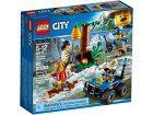 Bekijk de LEGO City Bergachtervolging