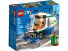 Meer over de LEGO City Straatveegmachine