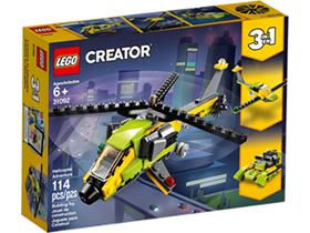 Bekijk het LEGO Creator 3 in 1 voertuig