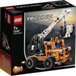 Bekijk de LEGO Technic Hoogwerker